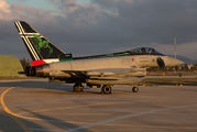 MM7293 - Italy - Air Force Eurofighter Typhoon S aircraft