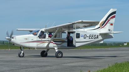 D-EEGA - Private Gippsland GA-8 Airvan