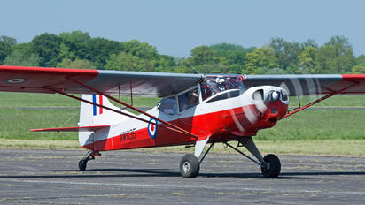 G-AWSW - Private Beagle A113 Husky