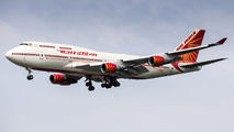 VT-EVB - Air India Boeing 747-400 aircraft