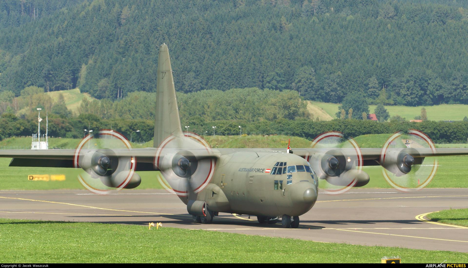 Austria - Air Force BT-CC aircraft at Zeltweg