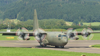 BT-CC - Austria - Air Force Lockheed Hercules C.1P