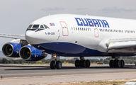 CU-T1251 - Cubana Ilyushin Il-96 aircraft