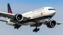 C-FNND - Air Canada Boeing 777-200LR aircraft