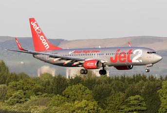 G-JZHC - Jet2 Boeing 737-800