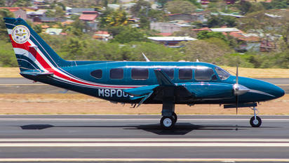 MSP003 - Costa Rica - Ministry of Public Security Piper PA-31 Navajo (all models)