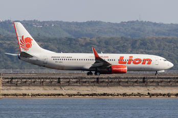 PK-LOJ - Lion Airlines Boeing 737-800