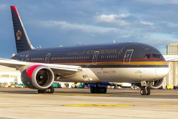 JY-BAH - Royal Jordanian Boeing 787-8 Dreamliner