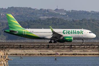 PK-GQF - Citilink Airbus A320