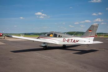 D-ETAK - Private Piper PA-28 Archer