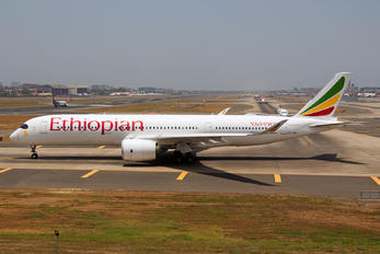 ET-AUB - Ethiopian Airlines Airbus A350-900