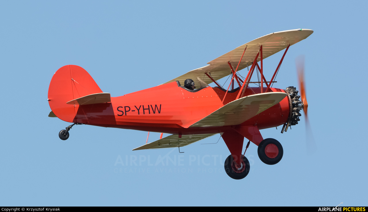 Private SP-YHW aircraft at Undisclosed location