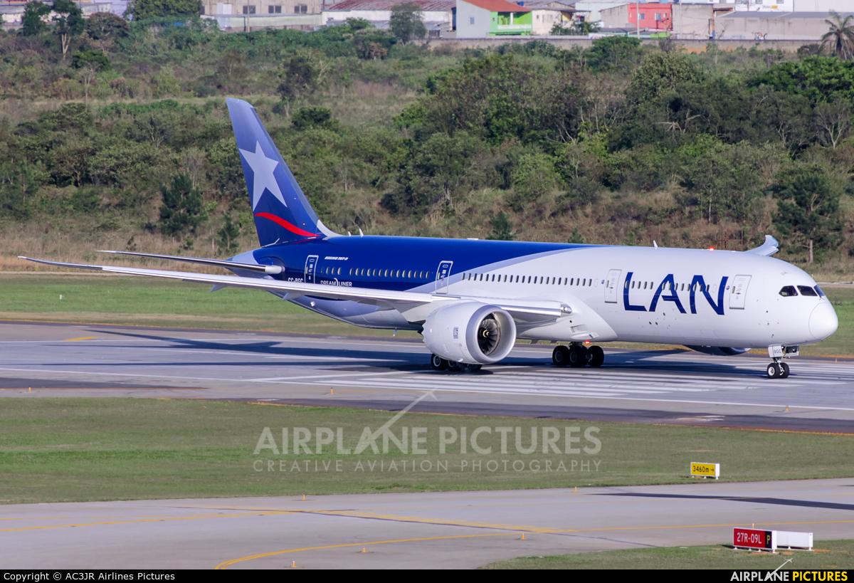 LAN Airlines CC-BGC aircraft at São Paulo - Guarulhos