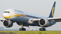 VT-JEV - Jet Airways Boeing 777-300ER aircraft