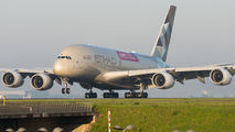 A6-APE - Etihad Airways Airbus A380 aircraft