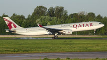 A7-AEO - Qatar Airways Airbus A330-300 aircraft