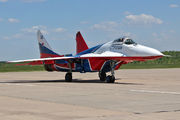 "RF-91925 - Russia - Air Force ""Strizhi"" Mikoyan-Gurevich MiG-29 aircraft"