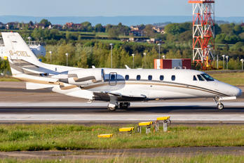 G-CIEL - London Executive Aviation Cessna 560XL Citation Excel