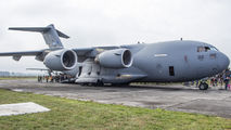 SAC-02 - NATO Boeing C-17A Globemaster III aircraft