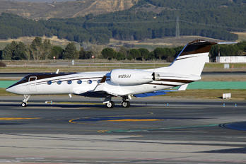 N120JJ - Private Gulfstream Aerospace G-IV,  G-IV-SP, G-IV-X, G300, G350, G400, G450