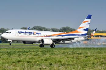 SP-TVZ - SmartWings Boeing 737-800