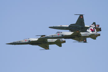 J-3073 - Switzerland - Air Force Northrop F-5E Tiger II