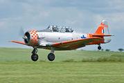 N726KM - Private North American Harvard/Texan (AT-6, 16, SNJ series) aircraft