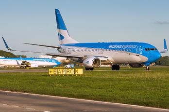 LV-FVO - Aerolineas Argentinas Boeing 737-800