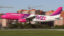 HA-LPS - Wizz Air Airbus A320 aircraft