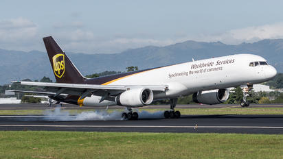 N455UP - UPS - United Parcel Service Boeing 757-200F