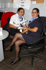 - - Copa Airlines - Aviation Glamour - Flight Attendant