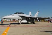 166452 - USA - Navy Boeing F/A-18F Super Hornet aircraft