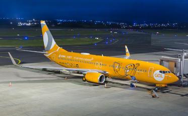 PR-GTM - GOL Transportes Aéreos  Boeing 737-800