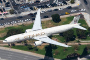A6-ETM - Etihad Airways Boeing 777-300ER aircraft