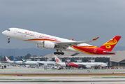 B-LGA - Hong Kong Airlines Airbus A350-900 aircraft
