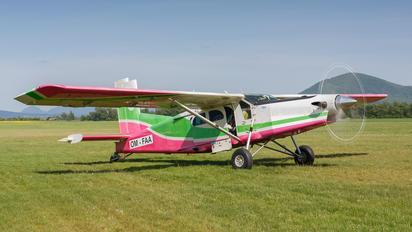 OM-FAA - Aeroklub Dubnica nad Vahom Pilatus PC-6 Porter (all models)