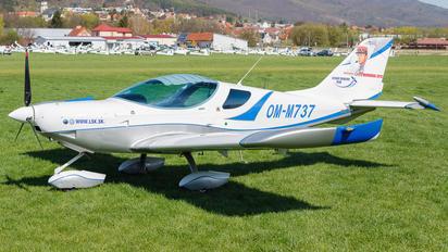 OM-M737 - Letecky Sportovy Klub Zvolen CZAW / Czech Sport Aircraft PS-28 Cruiser