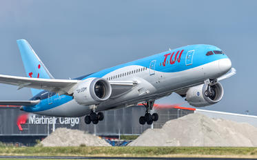PH-TFL - TUI Airlines Netherlands Boeing 787-8 Dreamliner