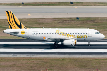 9V-TRB - Tiger Airways Airbus A319