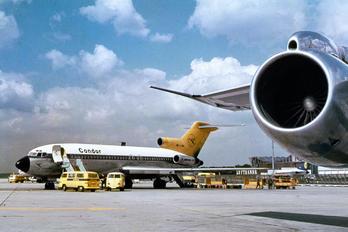 D-ABIK - Condor Boeing 727-30