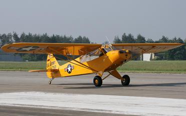 D-EBYX - Private Piper PA-18 Super Cub