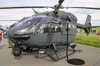 76+03 - Germany - Air Force Eurocopter EC145