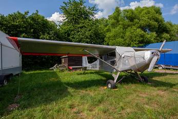 D-MZXX - Private FK Lightplanes FK9 Mk IV