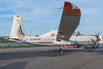 D-FHHH - Grob Aerospace Grob G520T Egret