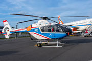 D-HFHS - DLR Flugbetriebe Eurocopter EC135 (all models) aircraft