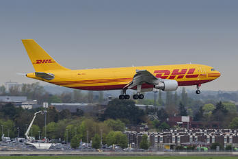 D-AEAA - DHL Cargo Airbus A300F