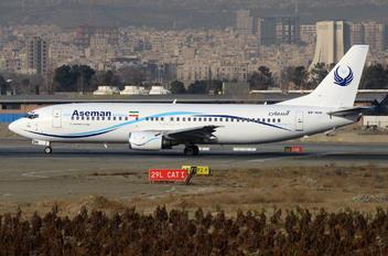 EP-NSN - Iran Aseman Boeing 737-400