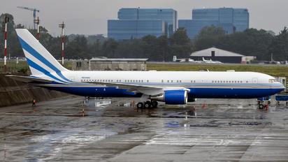 N804MS - Las Vegas Sands Boeing 767-300ER
