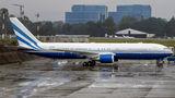 Las Vegas Sands Boeing 767-300ER N804MS at Guatemala - La Aurora airport