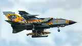 Germany - Air Force Panavia Tornado - ECR 46+57 at Poznań - Krzesiny airport